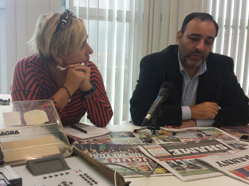Turchia, con il direttore dell'edizione inglese del quotidiano Zaman, commissariato da Erdogan