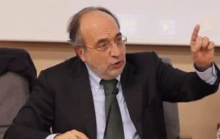 Beppe Giulietti, presidente FNSI
