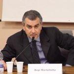 Bepi Martellotta, segretario Assostampa